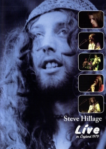 steve hillage live in england 1979