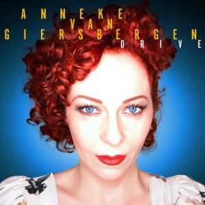 Anneke album cover Drive med