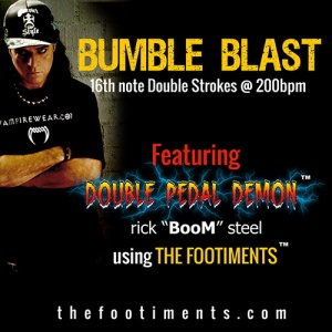 BooM bumbleblast single cover