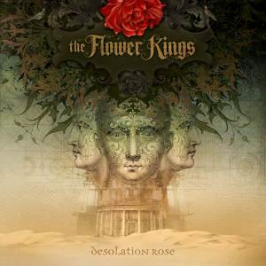 Flower Kings album cover Desolation Rose