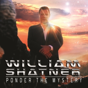 William Shatner Ponder THe Mystery med