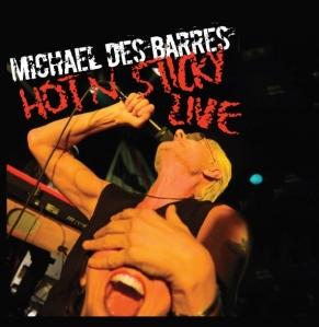 michael des barres hot n sticky live
