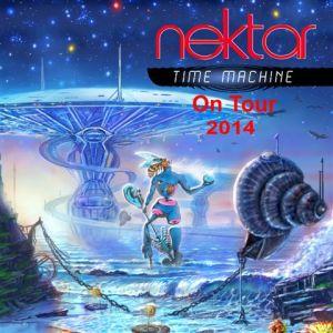Nektar tour 2014 poster