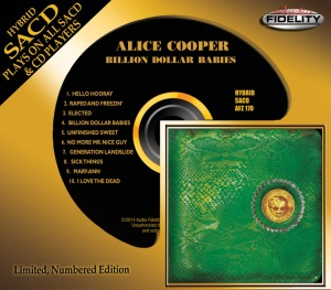Alice Cooper Billion Dollar SACD Mockup