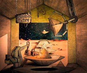 Spaceship Factory (Final Artwork) med