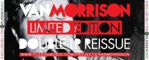 Van Morrison pledge banner