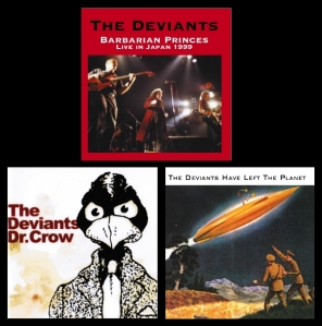 Deviants covers