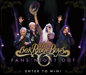 Oak Ridge Boys Fans Night Out