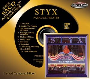 Styx Paradise Theater Mockup