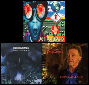 Joey Molland albums