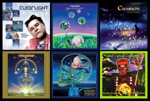Clearlight albums