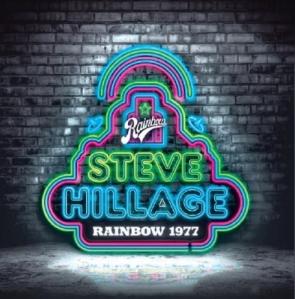 Steve Hillage Live At The Rainbow 1977