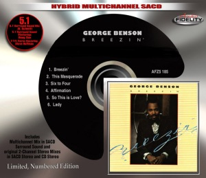 George Benson SACDMockupslipcase