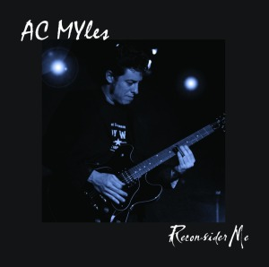 AC Myles CD Cover