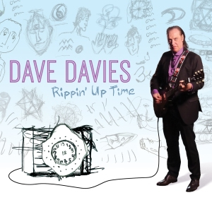 Dave Davies Rippin Up Time Cover med res