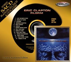 Eric Clapton - PilgrimSACDmockup