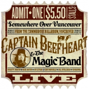 Capt Beefheart Vancouver 73