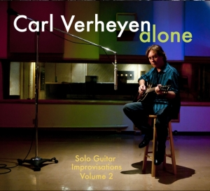Carl Verheyen Solo Guitar Improvisations Vol 2 med res