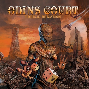 Odin's Court cover