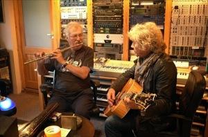 Ray and John