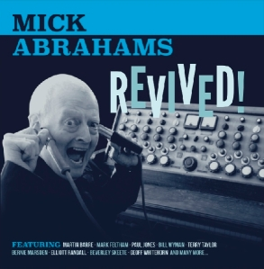 Mick Abrahams Revived med res
