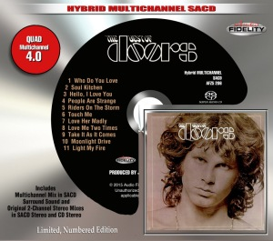 Doors Best Of Doors SACD