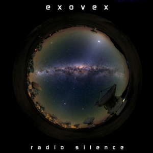 Exovex Radio Silence Album Cover med res