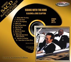 Clapton and BB King RidingWithTheKingSlipcaseMock