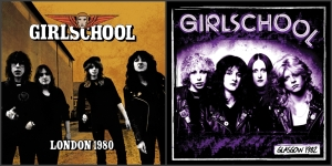 Girlschool albums