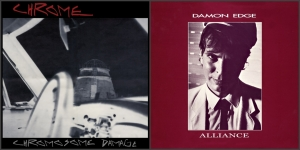 Chrome Damon Edge albums med res