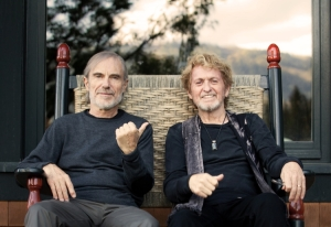 Jon Anderson & Jean-Luc Ponty Cathy Miller approved photo 2 cropped med res