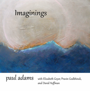Paul Adams Imaginings cover med res