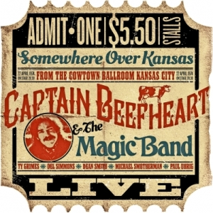 Capt Beefheart cowtown