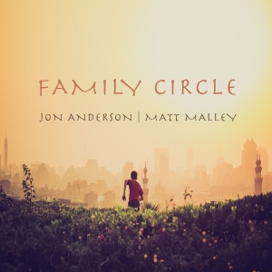 Jon Anderson Family Circle cover