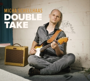 Micha Schellhaas DOUBLE TAKE cover med res