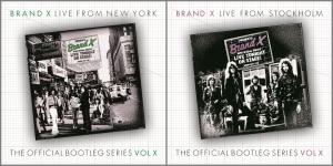 Brand X albums