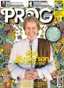 Jon Anderson PROG cover