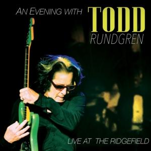 Todd Rundgren Ridgefield med