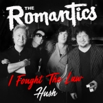 The Romantics EP Cover Art med res