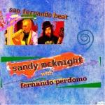 Sandy McKnight with Fernando Perdomo – San Fernando Beat cover medres